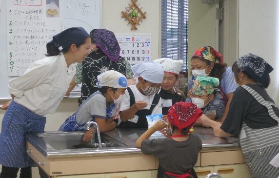 子ども食堂とはの画像